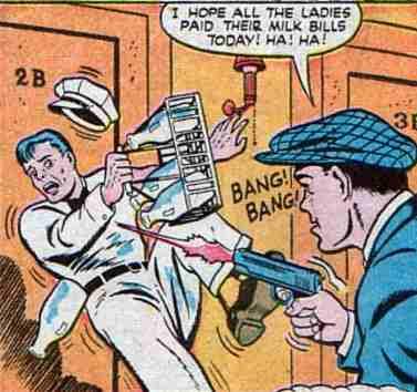 don't shoot the milkman