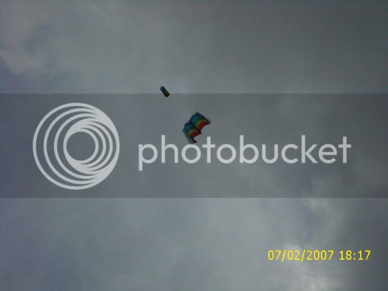 High as a kite man!!