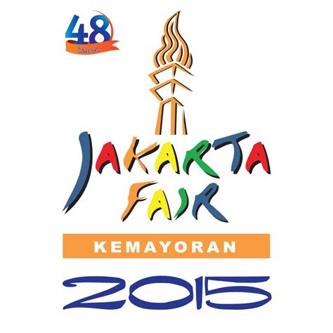 logo keren jakarta contoh banner