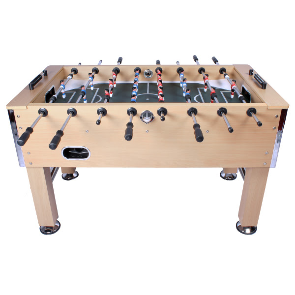 Vortex Games on the Elite NC Foosball Tables   Family Leisure