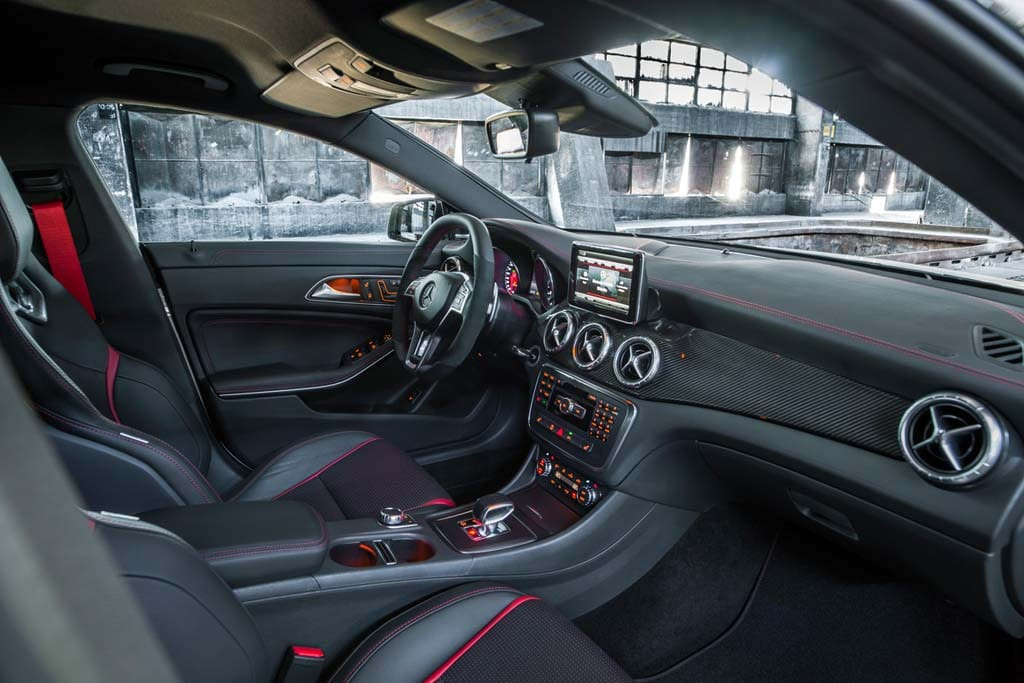 First Drive: 2014 Mercedes-Benz CLA | TheDetroitBureau.com