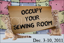 Occupy Sewing Room