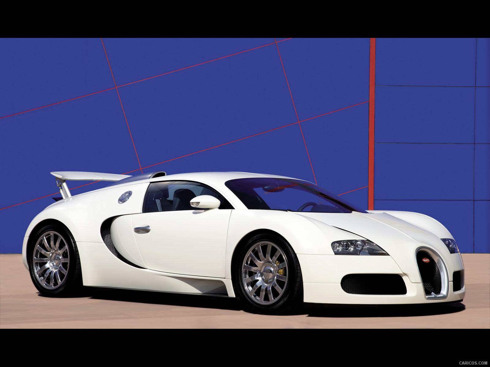 Bugatti Veyron Grand Sport White - Front | Wallpaper #142 | 1600x1200