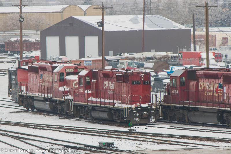 CP 5795 5838 1125 in Calgary