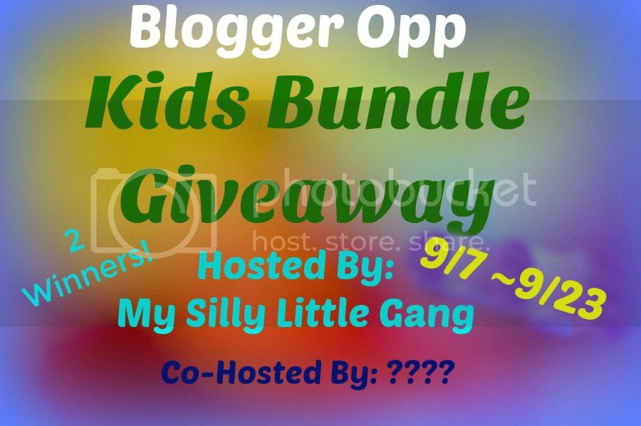blogger opp: kids bundle