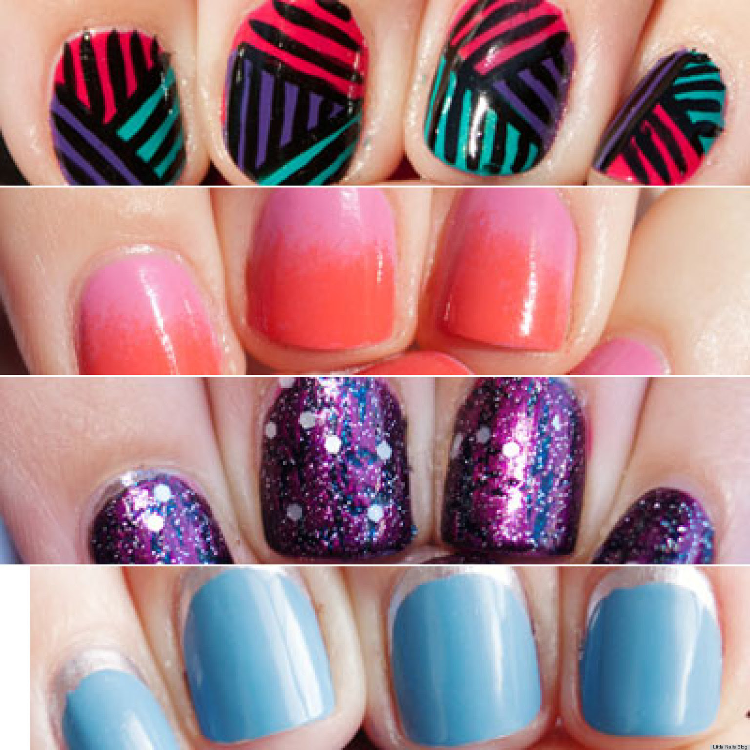 The Most Incredible Easy Nail Art For 11 Year Olds Intended For Your