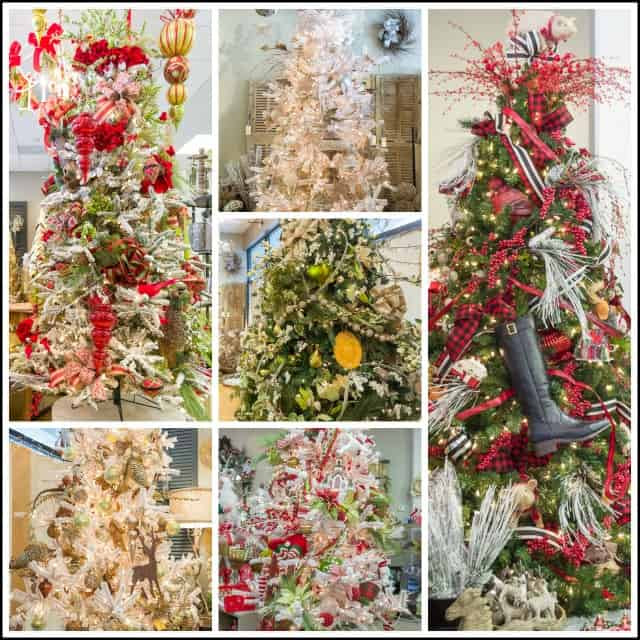 Tips, secrets and step-by-step Christmas tree decorating directions from a pro