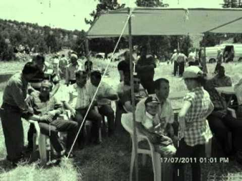 Bozkır Hacılar Köyü 2011 Yılı Şenliği Slayt Video
