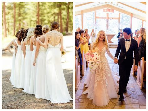 #TBT To Hayley Paige's Enchanting Wedding   JLM Couture