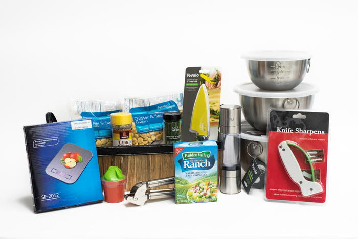 Hidden Valley Ranch and Cooking Essentials Prize Pack Giveaway