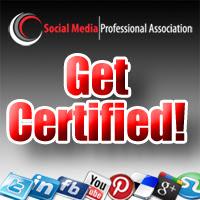 Social Media Certification | Get Certified in Social Media!