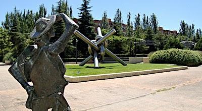 Resultado de imagen de Museo de Escultura al Aire Libre alcala de henares