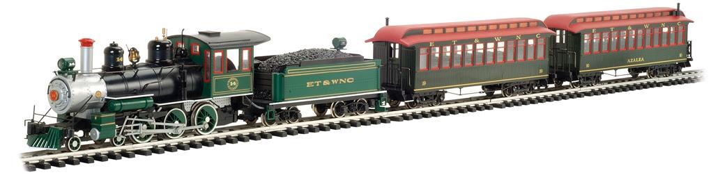 Garden Train Starter Sets