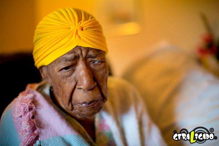 As  mulheres mais velhas do mundo5