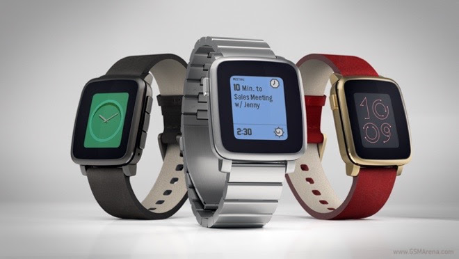 Pebble blames Apple for unavailability of its Pebble Time iOS app