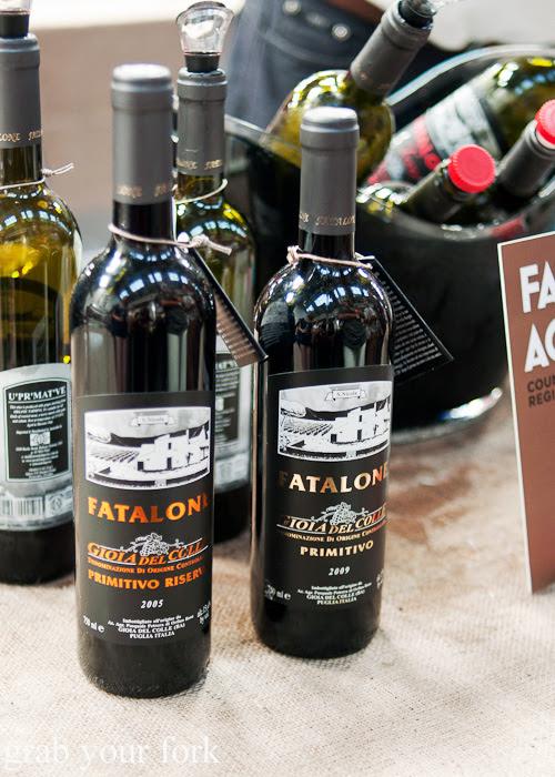 Fatalone Azienda Agricola Primitivo Reservo from Puglia, Italy at the Rootstock Sydney 2014 Wine Festival