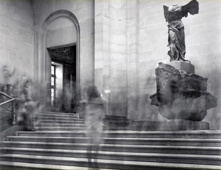 foule musee 02 La foule des musées  photographie bonus art