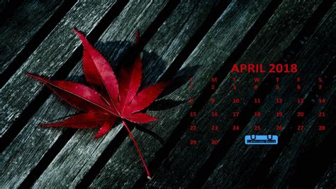 april  calendar hd wallpaper  calendars
