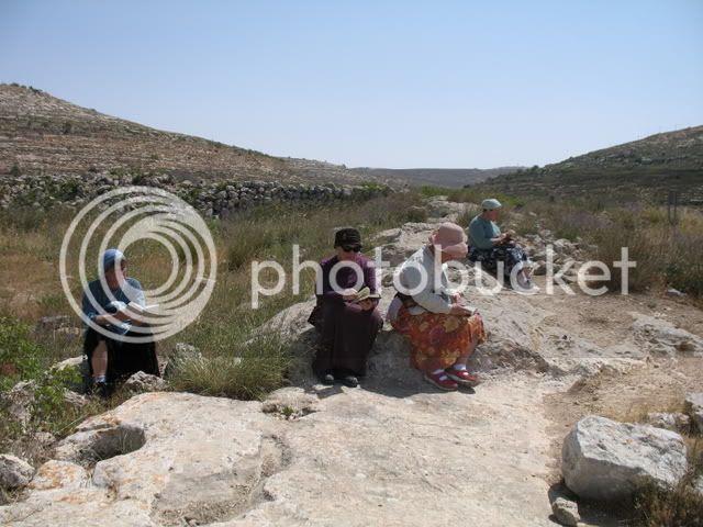 At Tel Shiloh 6
