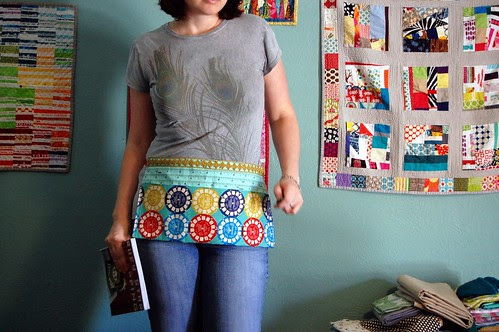 FO: Viewfinder pocketed apron