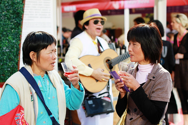 Hong Kong Wine & Dine Festival 2010