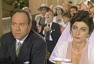 Carlo Verdone e Cinzia Mascoli in «Viaggi di nozze» (1995)