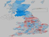 UK General Election Results - Conservative Vs Labour Swing