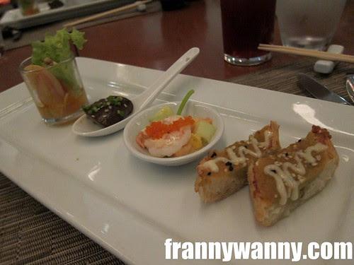 dusit thani singapore feast 1