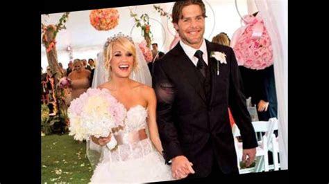 Carrie Underwood's Wedding Day   YouTube