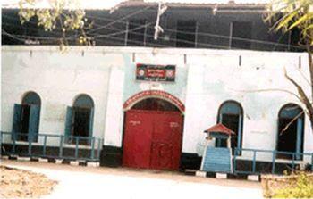 Buthidaung jail in Sittwe