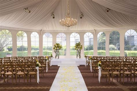 The Ritz Carlton San Francisco, Wedding Ceremony