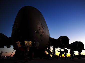 C-17 Globemaster III. Фото с сайта af.mil