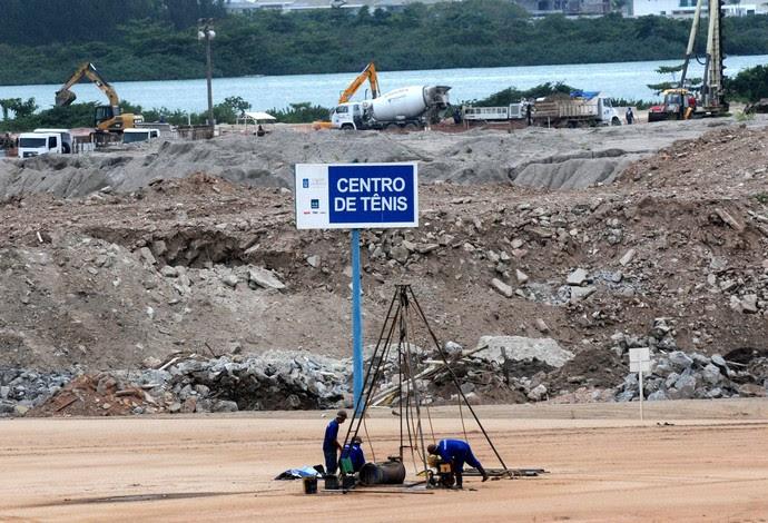 Parque Olímpico Rio 2016 (Foto: André Durão/Globoesporte.com)