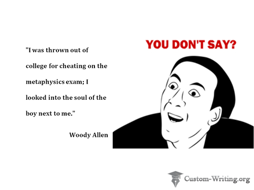 Thesis Writing Funny Quotes - Thesis Title Ideas For College