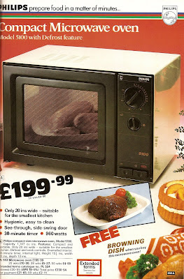 80s Actual The 1980s Microwave Oven Revolution