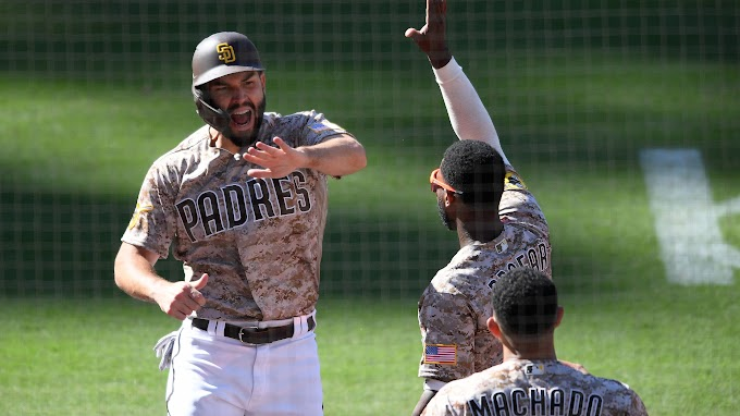 Opinion: Thrilling San Diego Padres-Los Angeles Dodgers weekend series delivered every emotion possible