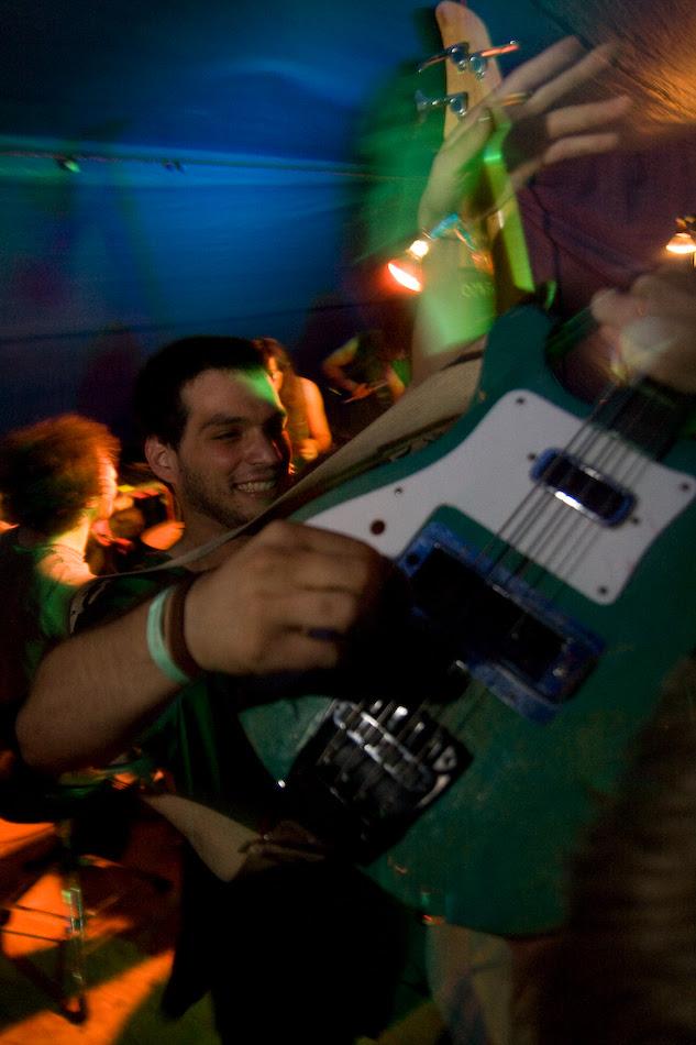 Dan Deacon Whartscape 2009