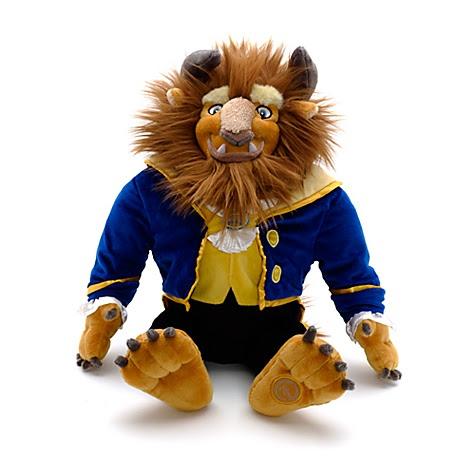 Beast 48cm Soft Toy Doll