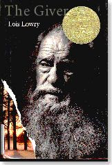 The Giver - book cover