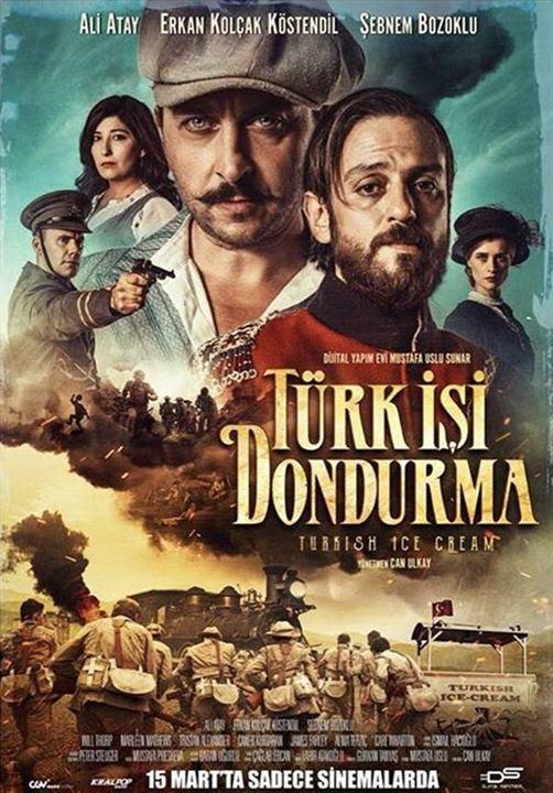 Türk Isi Dondurma : Afis