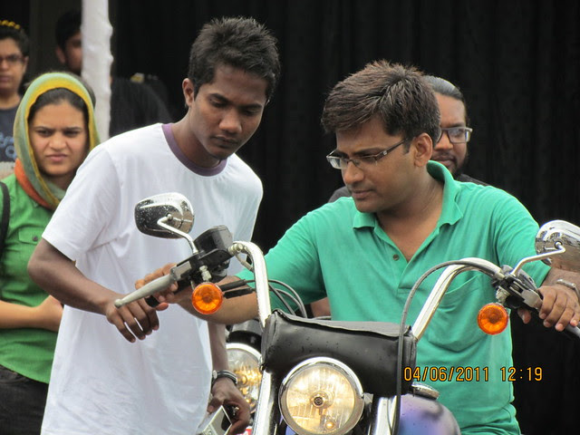 """Park Titanium Harley Fest"" at Park Street Wakad Pune IMG_3084"