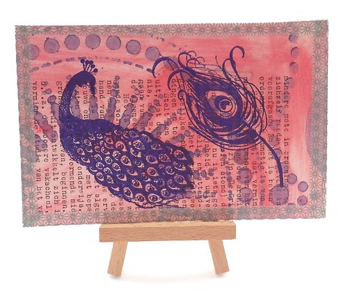 mail art 365-353 by Miss Thundercat
