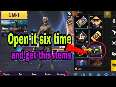 Classic Crate Coupon Pubg | Pubg Hack Videos