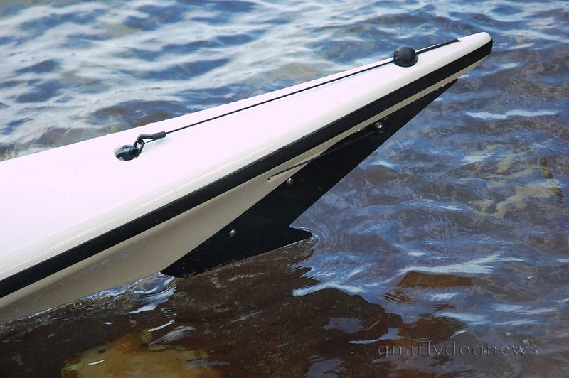 Hybrid rudder_1