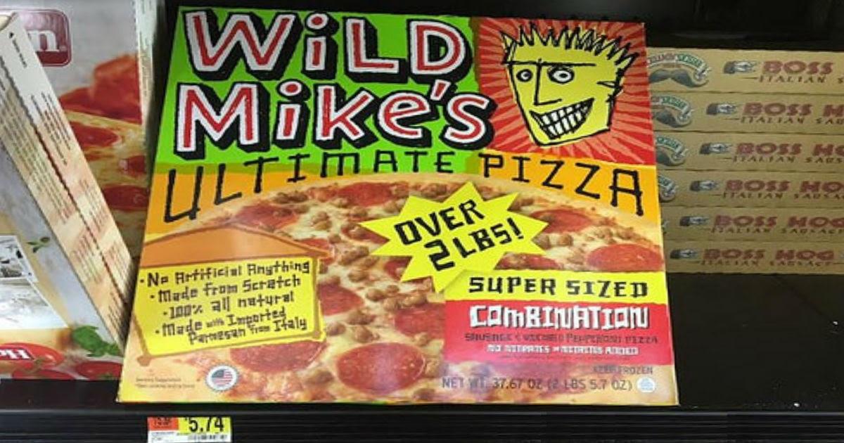 BOGO Wild Mike's Pizza Coupon (+ Walmart Deal) - FamilySavings