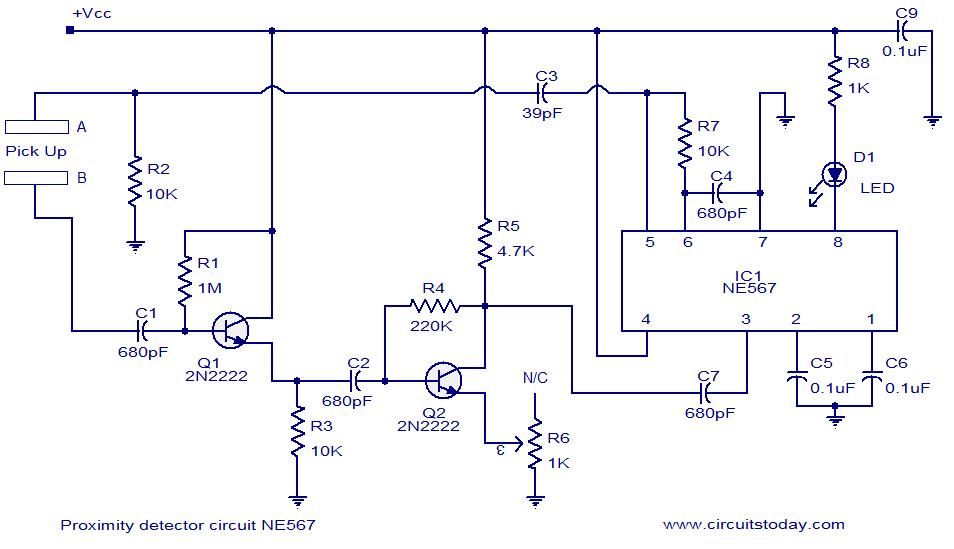 Secret    Diagram     Simple electronic    circuit       diagram    of project