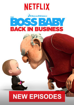 Boss Baby: Back in Business, The - Season 2