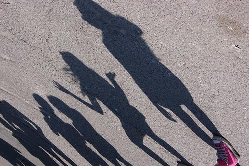 Sombras bailarinas... by Alejandro Bonilla