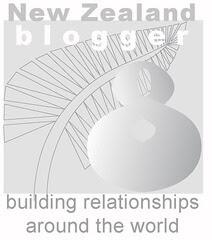 New Zealand Blogger badge