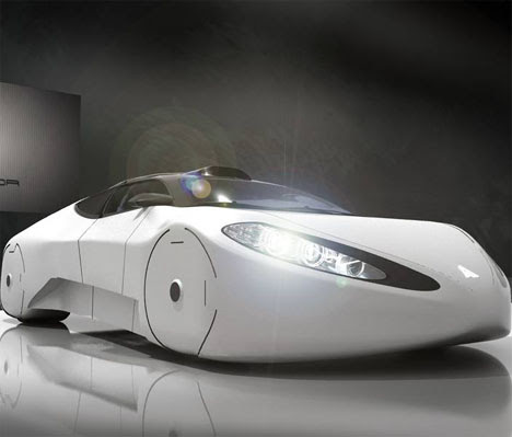 halo intersceptor alone can offer land water and air travel for complete future transpiration1 Super Cars of the Future: Inspiring Future thinking in Car Design